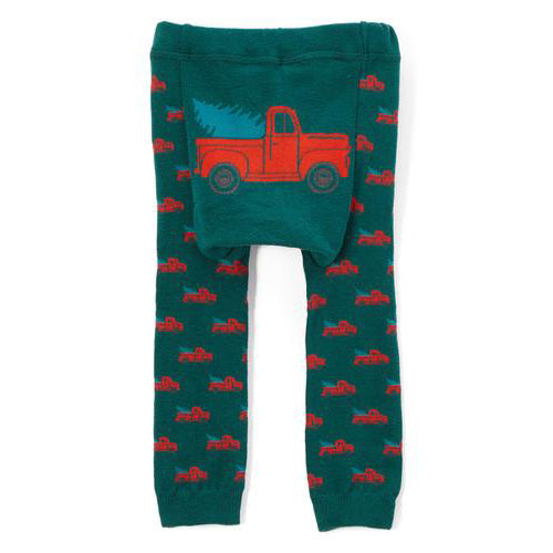 Doodle Pants - Tree Truck Cotton Leggings