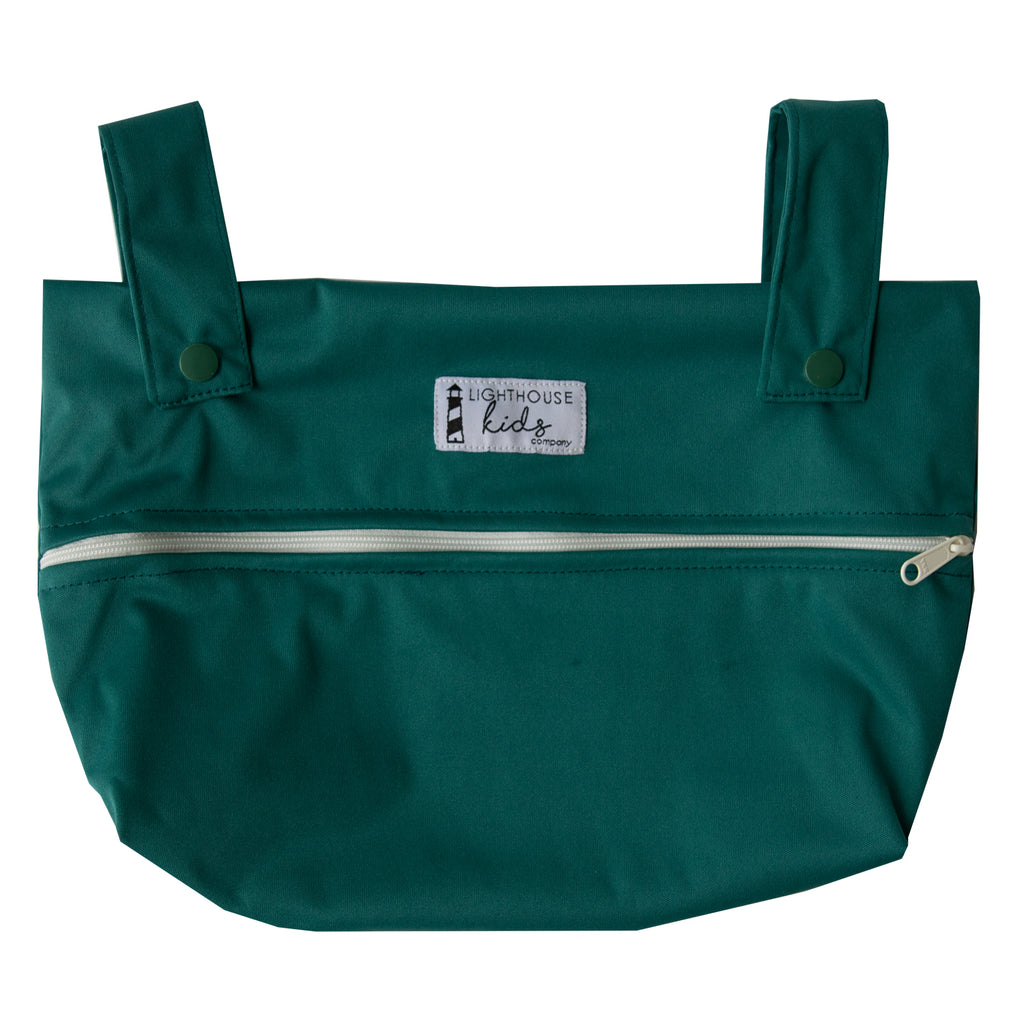 LKC SIMPLICITY™️ Small Wet Bag - EVERGREEN
