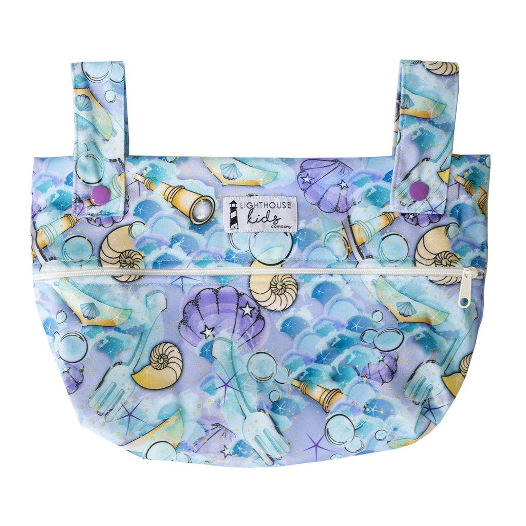 LKC SIMPLICITY™️ Small Wet Bag - Fathoms Princess