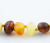 Baltic Amber Necklace - GreenPath Baby - 4