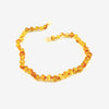 Healing Hazel Baltic Amber Necklace - Raw