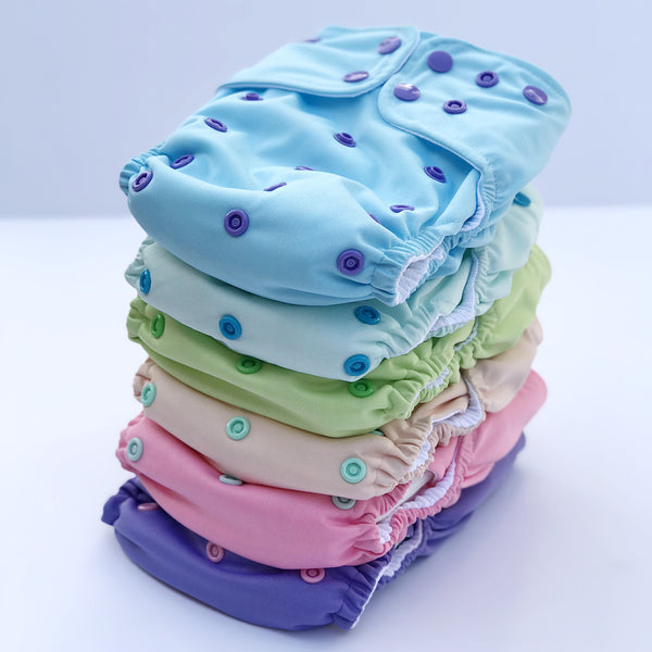 Lighthouse Diapers - 6-Pack