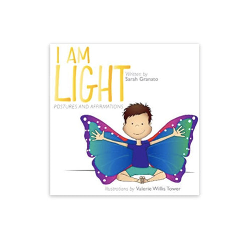 I Am Light Book - Postures and Affirmations