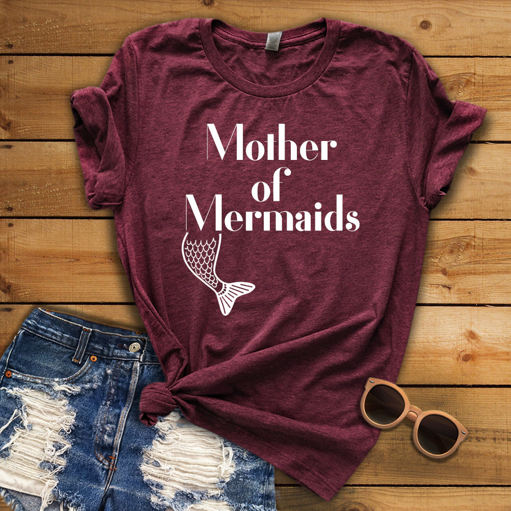 Mother of Mermaids Tee - EXCLUSIVE