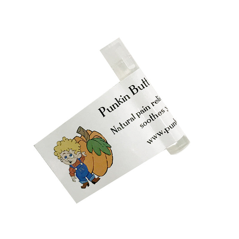 Punkin Butt Teething Oil - SAMPLE