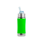 Pura Kiki Straw Bottle with Sleeve 11oz
