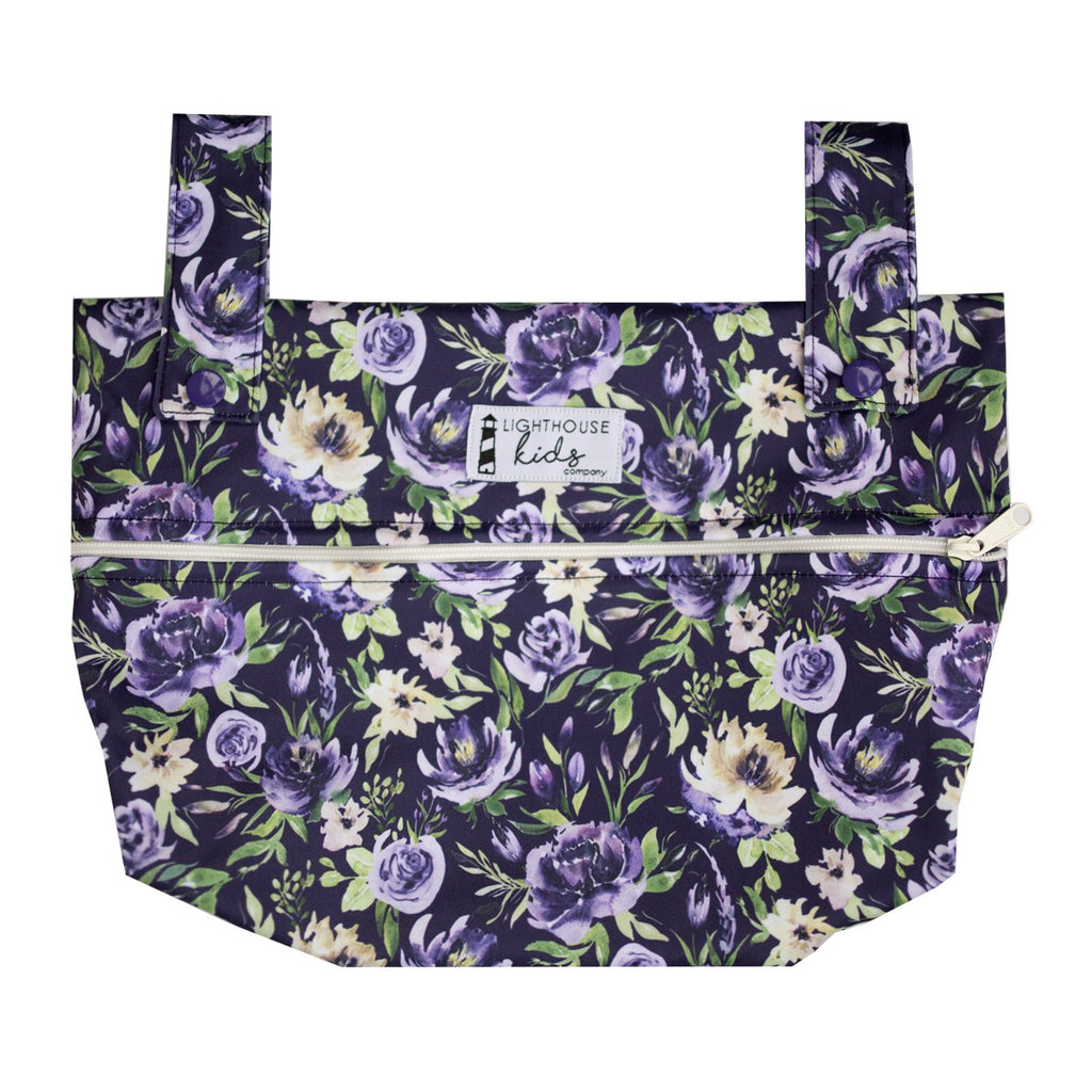LKC SIMPLICITY™️ Small Wet Bag - Purple Vintage