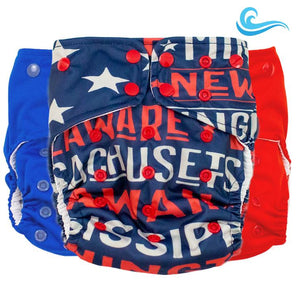 Fourth of July Bundle - Choose AIO, Swim/Cover, SUPREME™️ and SUPREME™️ Swim/Cover