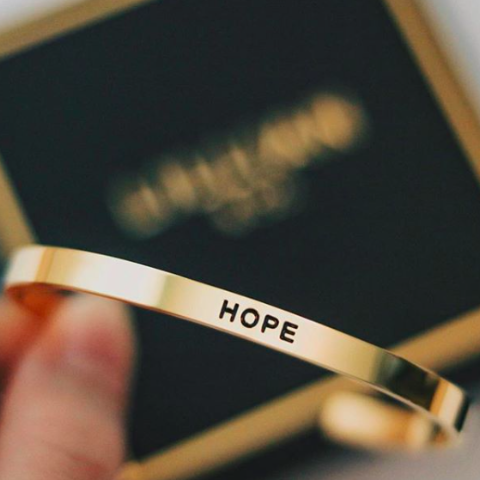 Hope - Star Wars Adjstable Bangle