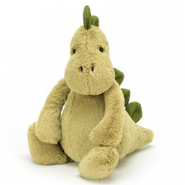 Jellycat Bashful Dino Medium and Small