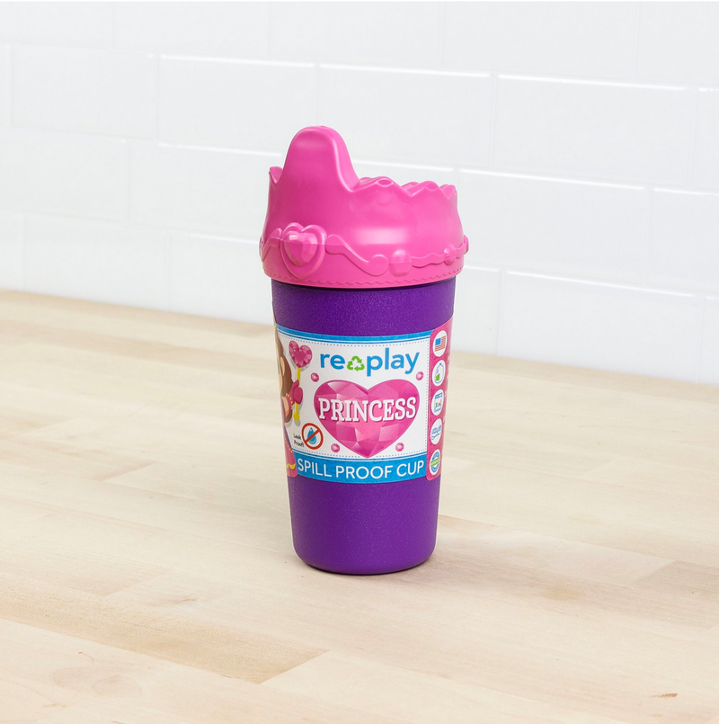 Re-Play No-Spill Sippy Cup - Princess