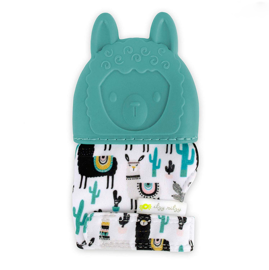 Itzy Ritzy - Silicone Teething Mitts