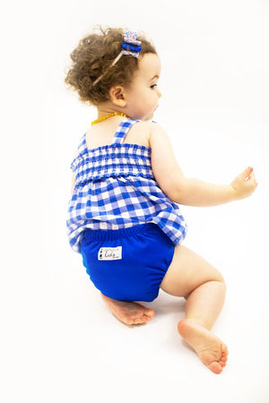 Sea to Shining Sea - Swim/Cover Diaper