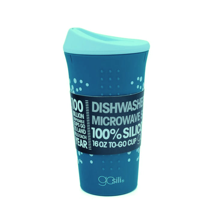 GoSili - 16oz To-Go Coffee/Tea - Prints