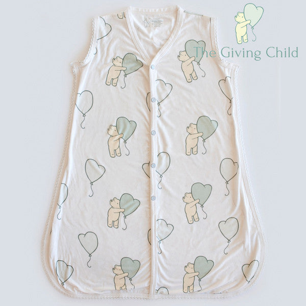 The Giving Child - Signature Sack - The Giving Bear