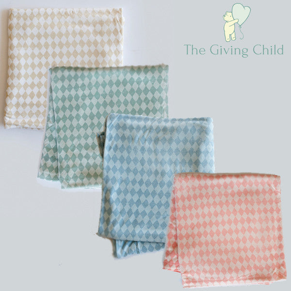 The Giving Child - Signature Swaddle - ALL COLORS/Sizes
