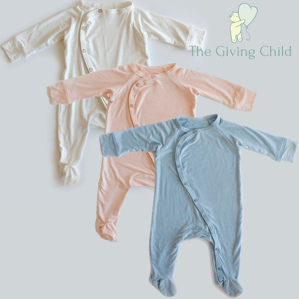 The Giving Child - Luxe Coverall - ALL COLORS/Sizes