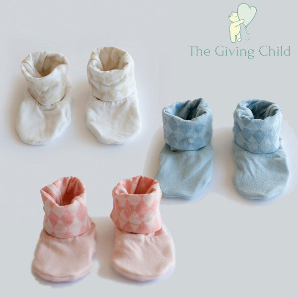 The Giving Child - Signature Booties - ALL COLORS/Sizes