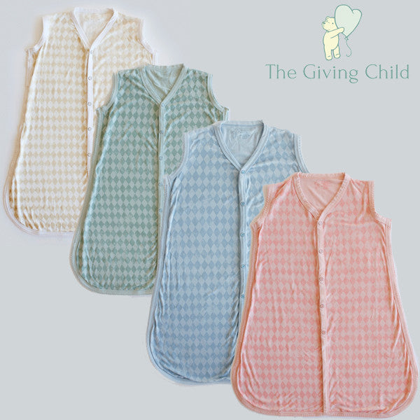 The Giving Child - Sleep Sack - ALL COLORS/Sizes