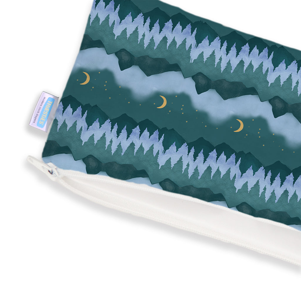 Thirsties Clutch Bag - Mountain Twilight