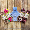 Tree Hugger Cloth Pads - Minky - Assorted