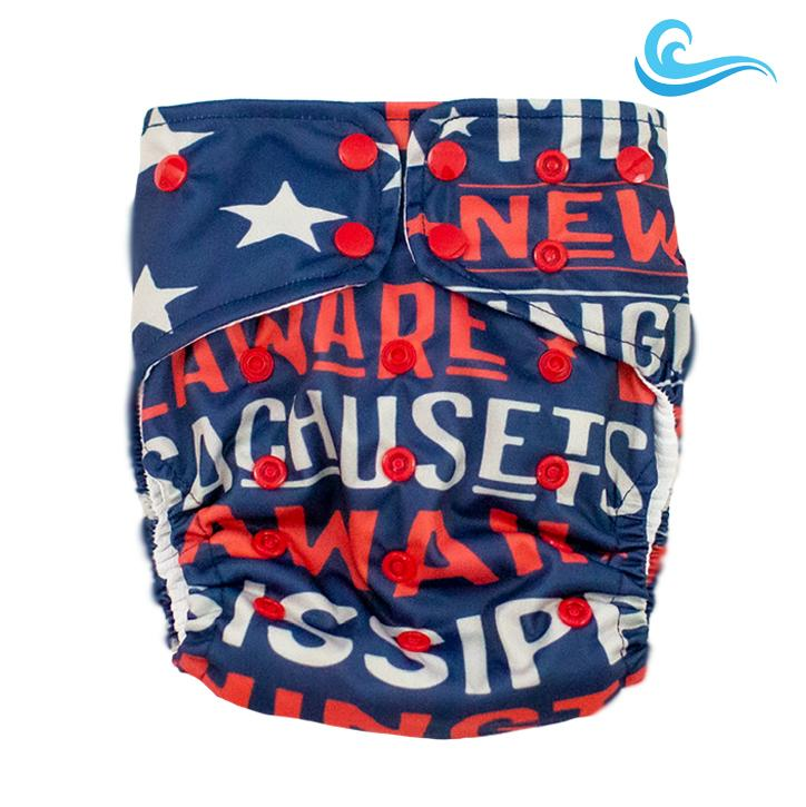 Unity Vintage - Swim/Cover Diaper
