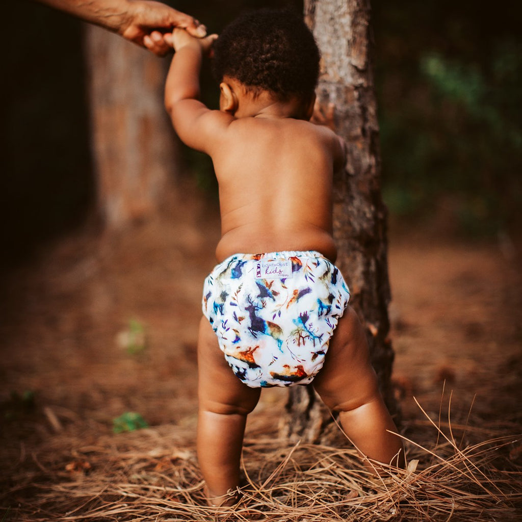 Into the Wild - AIO Diaper