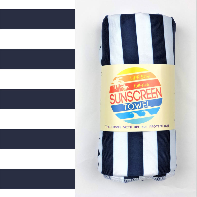 Luv Bug Company - Full Size Upf 50+ Sunscreen Towel