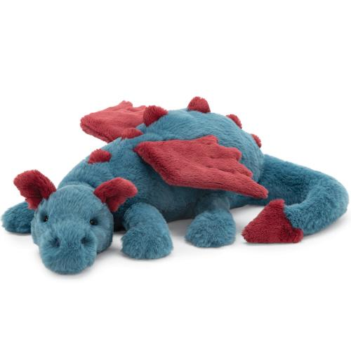 JellyCat - Dexter Dragon