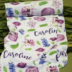 Crib Sheets - Personalized - Girls - ALL Styles- 3-6 Weeks Delivery