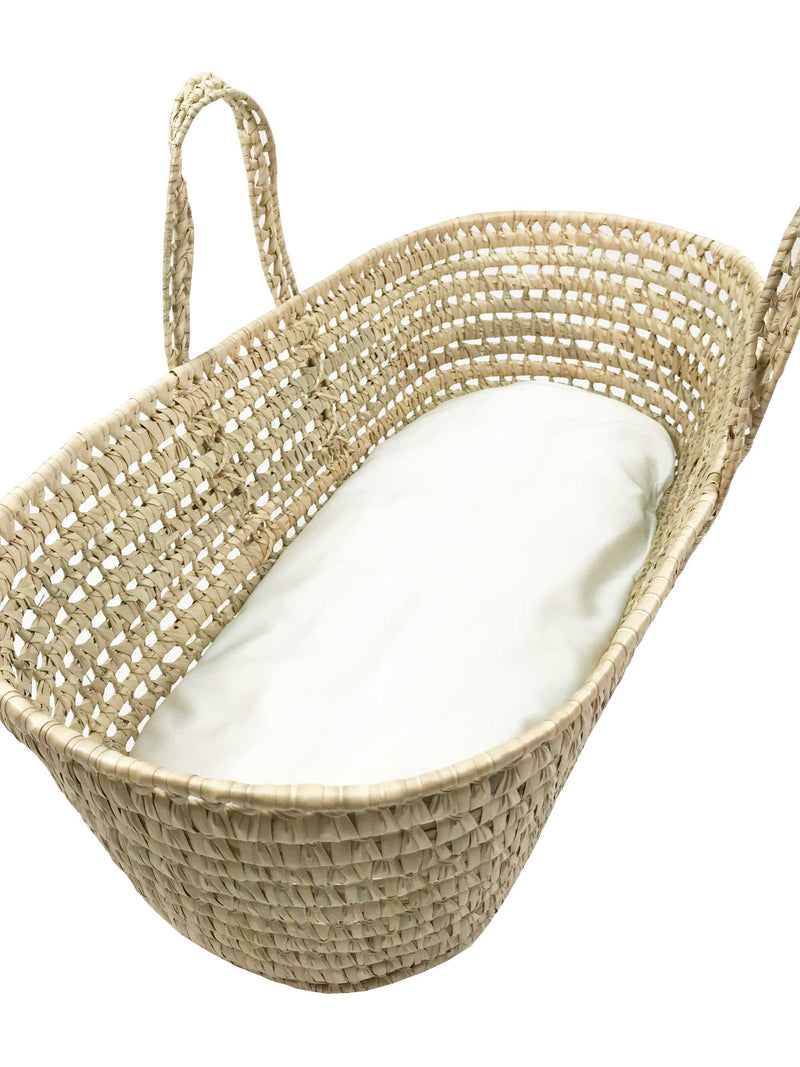Wendy Anne - Combo Set: Moses Basket, Futon, sheet