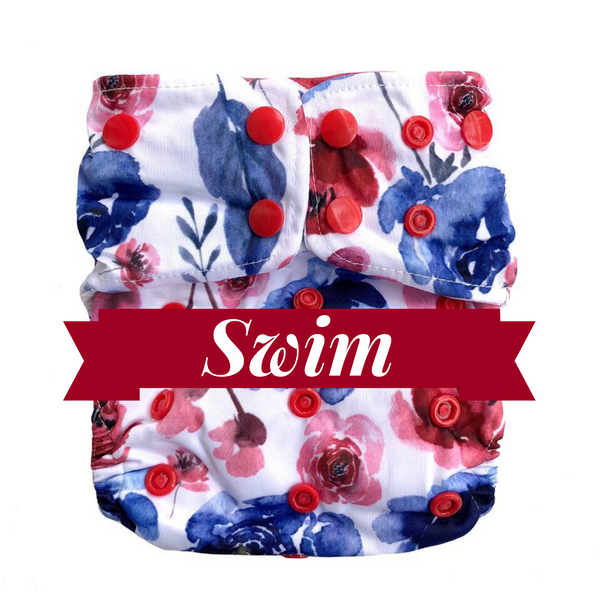Lighthouse Kids Company - SWIM/COVER - Red, White & Bloom - RELEASES 6/7/18 12:00PM EST