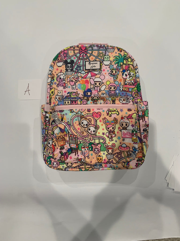 Jujube Kawaii Carnival - Midi Backpack