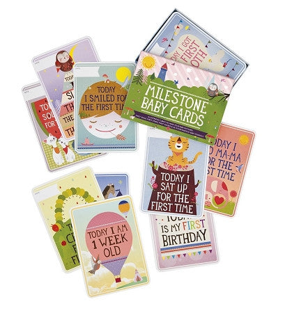 Milestone Baby Cards - GreenPath Baby - 2