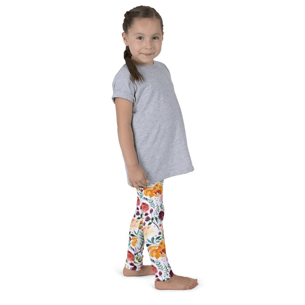 Mommy and Me - Kid's Late Bloom Leggings