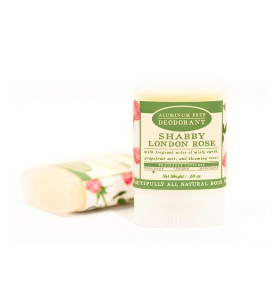 Aluminum Free Deodorant - Travel Size - All Scents