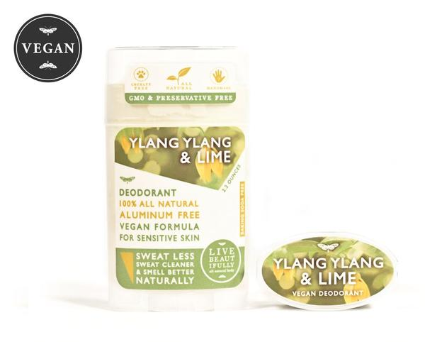 Vegan Deodorant - All Scents
