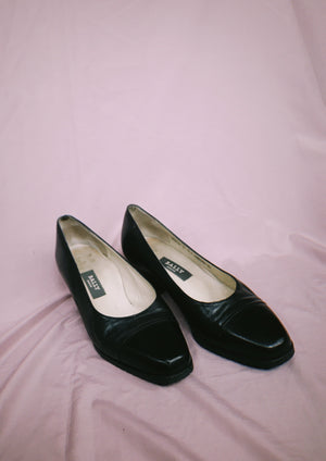 Bally Leather Pumps ~ 36-37