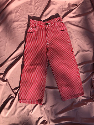 Oshkosh striped jeans ~ 3 years / 97 cm