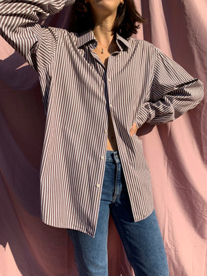 Hugo Boss Striped Shirt