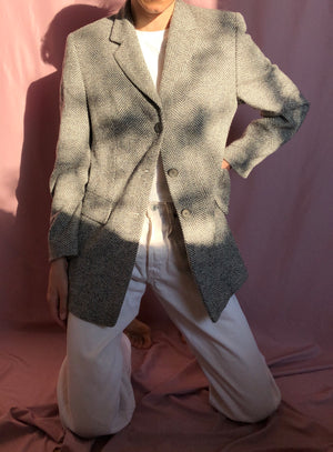 Wool Blazer-Jacket