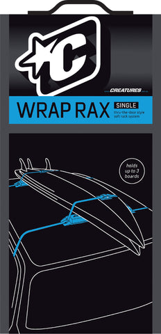 WRAP RAX - SINGLE (1-3 BRDS)