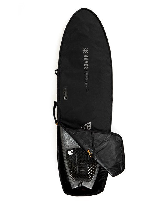ROARK ADVENTURE-READY FISH DOUBLE BOARDBAG