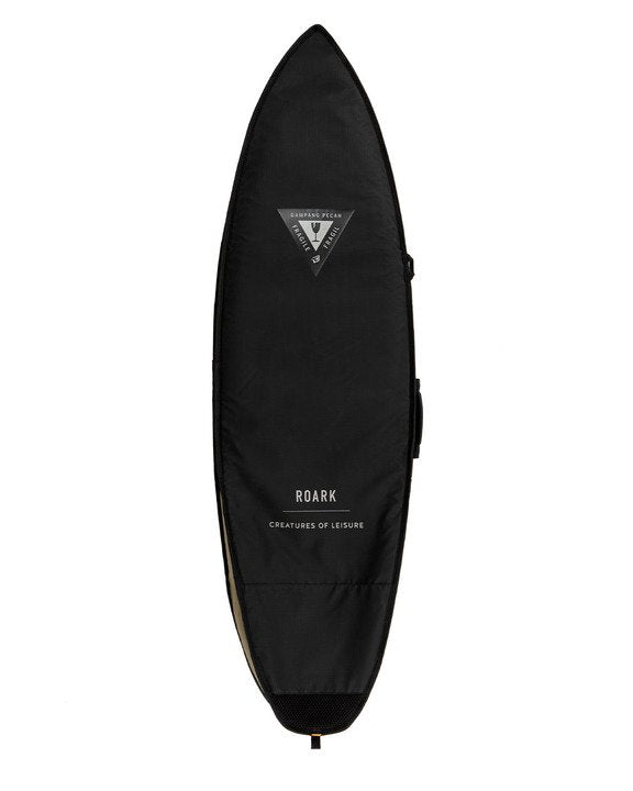 ROARK ADVENTURE-READY SHORTBOARD DOUBLE BOARDBAG