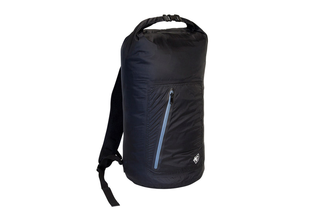 DRY LITE DAY PACK - WATERPROOF BLACK
