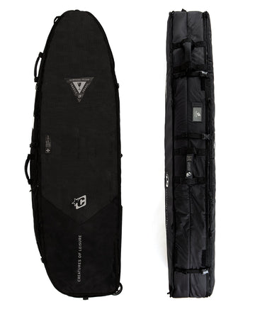 2021 SHORTBOARD QUAD WHEELY DT2.0 : BLACK