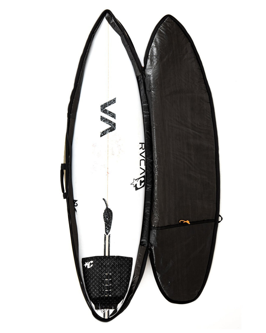 2021 SHORTBOARD DOUBLE DT2.0 : BLACK