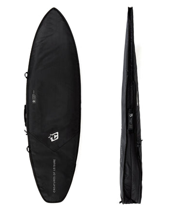 2021 SHORTBOARD TRAVEL DT2.0 : BLACK