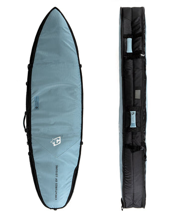 2021 SHORTBOARD TRIPLE DT2.0 : SLATE BLUE