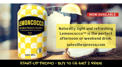 Lemoncocco Drink Now Available at Alfa Food Service & Espresso.com